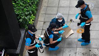 Bangkok: 6 Bomben explodieren während ASEAN-Gipfel