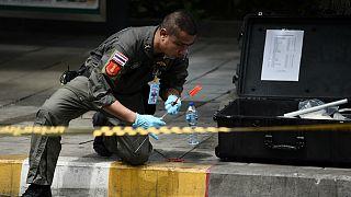 انفجار بمب در تایلند