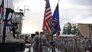 آمریکا ۱۰۰ میلیون دلار برای بازسازی یک اردوگاه در افغانستان «هدر» داد