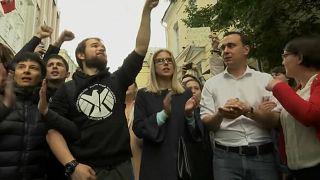 """Любовь Соболь: """"Если протесты продолжатся, политические репрессии усилятся"""""""