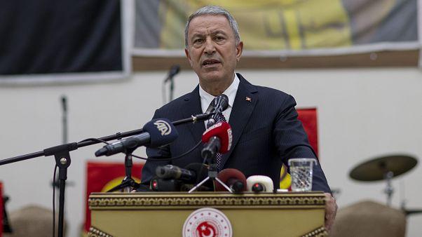 O Τούρκος Υπουργός Άμυνας Χουλούσι Ακάρ