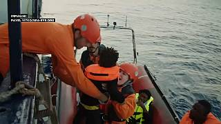 En Méditerranée, 164 migrants attendent de pouvoir débarquer