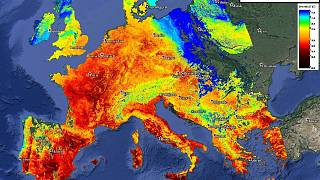 """WMO: az idei július """"átírta a klímatörténelmet"""""""