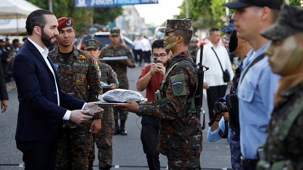 Un día sin homicidios en El Salvador, uno de los países más violentos del mundo