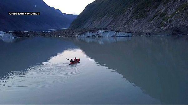 Tod auf dem Gletschersee