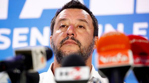 Italy's Matteo Salvini accused of racism after 'dirty gypsy' comments