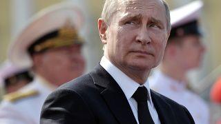 Putin há 20 anos no Poder