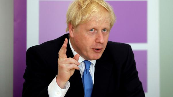 جونسون يتلقى صفعة بعد فوز مؤيدين للاتحاد الاوروبي بمقعد في البرلمان البريطاني