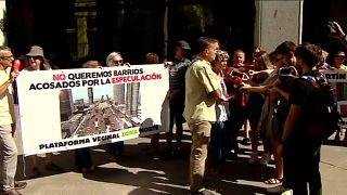 """Madrid Nuevo Norte: """"No a la especulación"""""""
