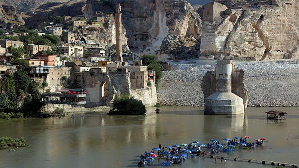 Çevre aktivistleri ve Hasankeyf Koordinasyonu: Ilısu Barajı'nda su tutumu başladı