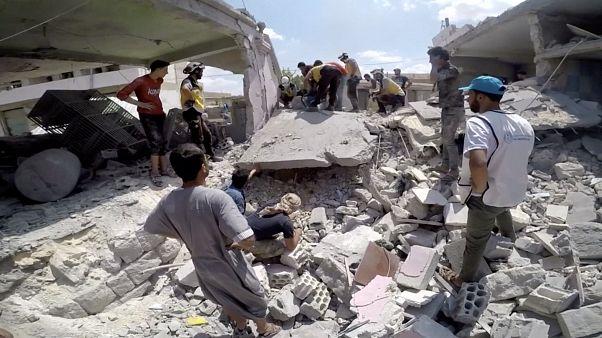 هدوء حذر شمال غرب سوريا مع إعلان وقف إطلاق النار