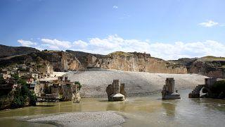 بلدة حسن كيف التاريخية في تركيا