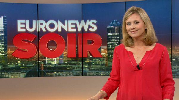 Euronews Soir : l'actualité du vendredi 2 août 2019