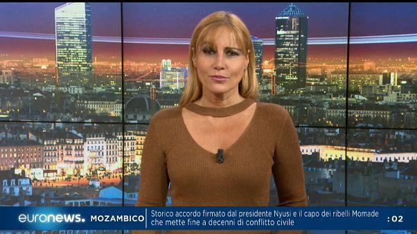 Euronews Sera   TG europeo, edizione di venerdì 2 agosto 2019