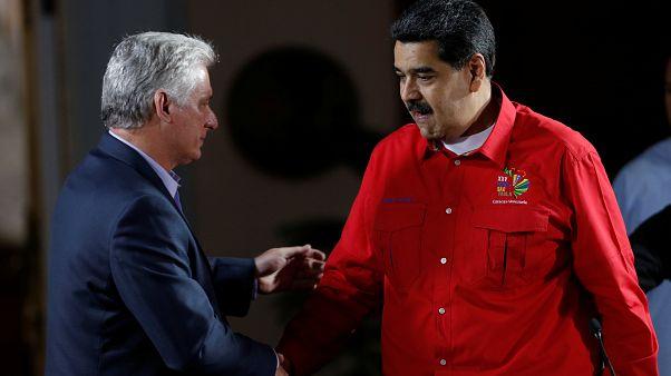 ABD, Maduro sonrası için Venezuela'yı yeniden inşa programı açıklayacak