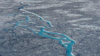I ghiacci della Groenlandia si sciolgono a tempo record