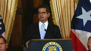 Pedro Pierluisi, nombrado gobernador de Puerto Rico entre nuevas protestas