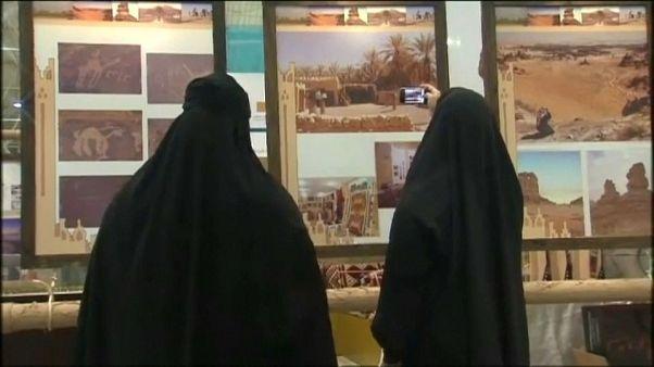 Szabad utazás a szaúdi nőknek