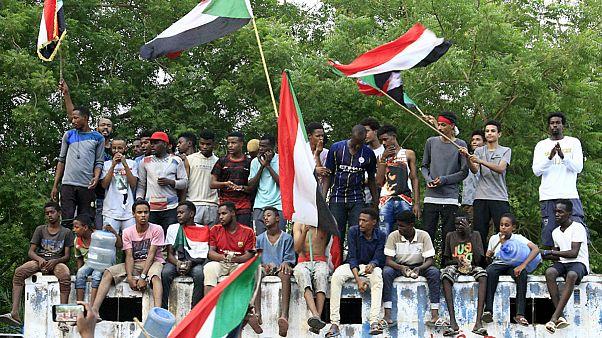 خوشحالی مردم سودان از توافق بر سر بیانیه قانون اساسی