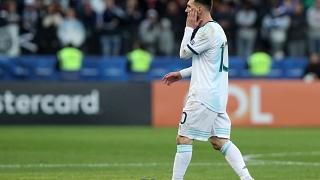 Messi faces 3 month international suspension