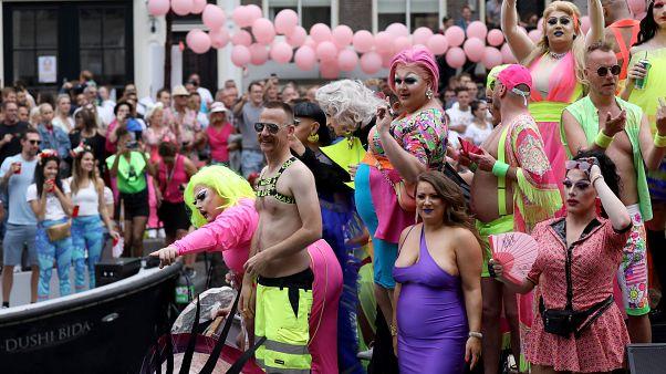 Amsterdam Onur Yürüyüşü