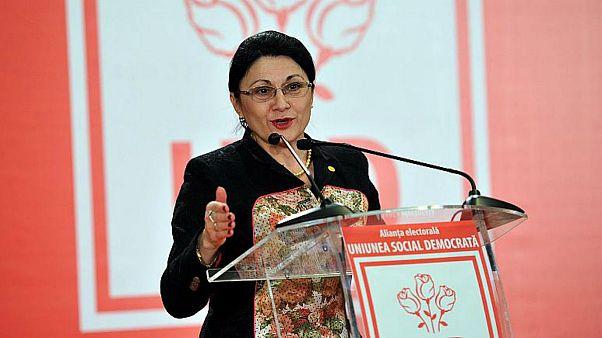 اکاترینا آندرونسکو، وزیر آموزش رومانی