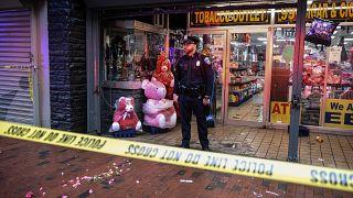 20 قتيلا وجريحا برصاص مسلح داخل متجر في ولاية تكساس الأمريكية