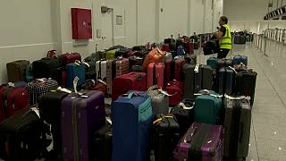 Caos bagagli all'aeroporto di Bruxelles