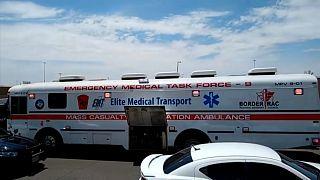 Varios muertos por un tiroteo en un centro comercial en Texas