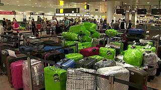 Panne am Flughafen Brüssel: Gepäckbeförderung fällt für Stunden aus
