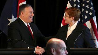 EEUU y Australia estrechan relaciones ante la creciente influencia de China en el Pacífico