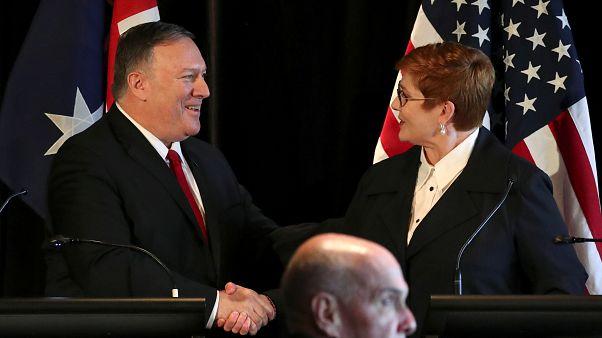 США разместят новые ракеты в Азии