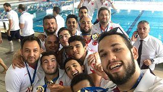 Türkiye, Erkekler Sualtı Hokeyi'nde Avrupa şampiyonu oldu