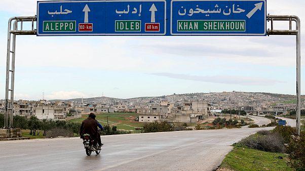 استقبال محتاطانه واشنگتن از برقراری آتش بس در استان ادلب