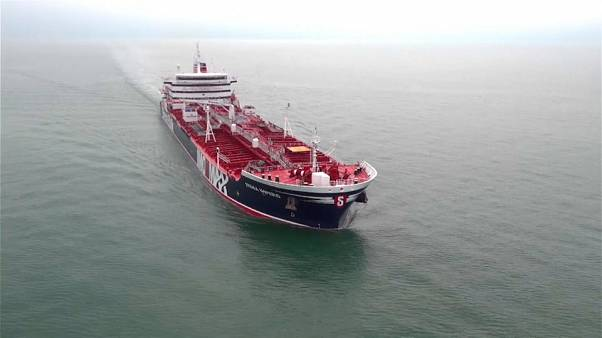 Irán asegura que el petrolero retenido en el Golfo Pérsico tiene bandera iraquí