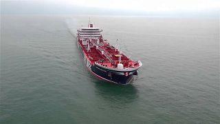 Iran setzt noch ein Schiff fest - angeblich Ölschmuggler