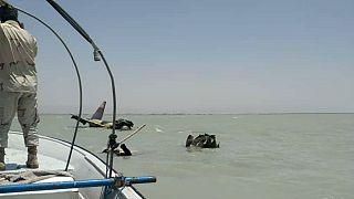یک فروند هواپیمای جنگی ایران در استان بوشهر سقوط کرد
