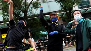 Hongkong vor dem Generalstreik