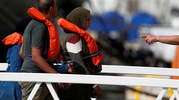 Migrantes do Alain Kurdi na Europa e os da Open Arms em alto-mar