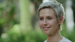 أسماء الأسد تعلن تعافيها التام من سرطان الثدي