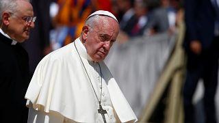 البابا يصلي من أجل ضحايا إطلاق النار في تكساس ويدين موجة العنف المسلح