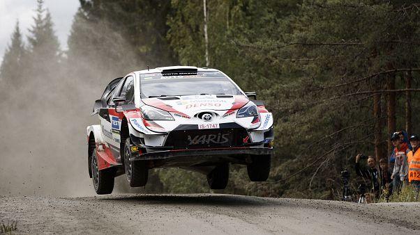 L'Estonien Ött Tänak remporte le Rallye de Finlande