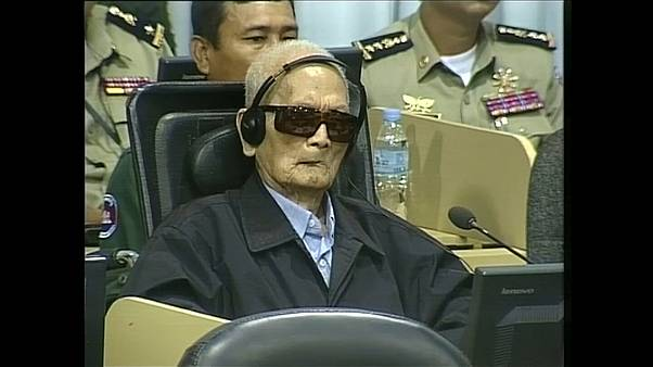 Nuon Chea, Khmer Rouge's Brother Number Two, dies at 93