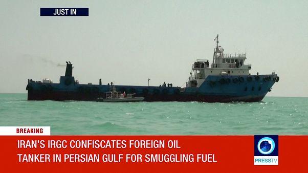 700.000 Liter Öl: Iran setzt irakischen Tanker fest