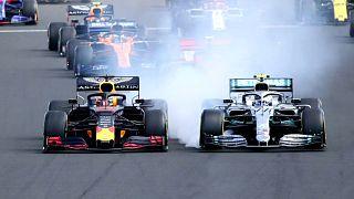 Hamilton siegt beim GP in Ungarn