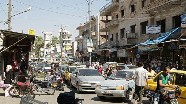 وقف إطلاق النار يعطي السوريين القلقين في إدلب فرصة لالتقاط الأنفاس