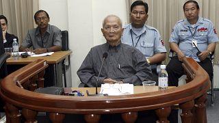 Kamboçya'da Kızıl Kmerlerin 'iki numarası' Nuon Chea 93 yaşında öldü