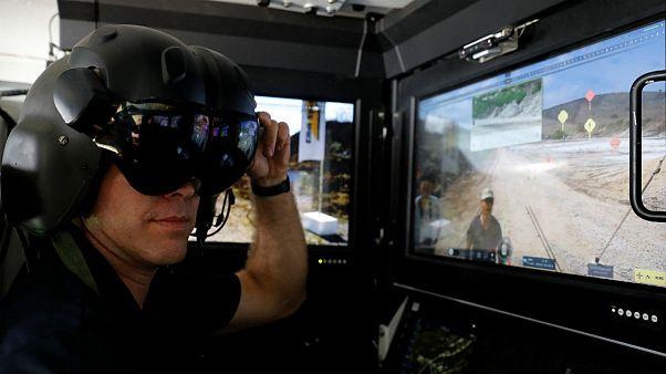 اسرائیل تنها ۳۰ سال تا تشکیل ارتش رباتها فاصله دارد