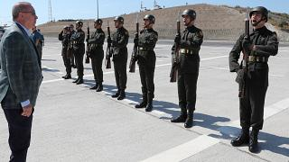 Turquía anuncia una operación militar al este del Éufrates, en el norte de Siria