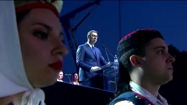 Szerbia: az Emlékezés napja